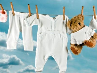 Обработка детской одежды