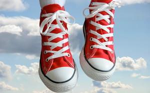 Кеды, как и любая обувь на тканевой основе, очень быстро загрязняются и нуждаются в стирке.