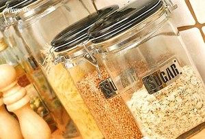 Пищевая моль на кухне
