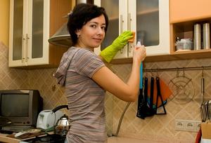 Пищевая моль на кухни и методы борьбы с нею