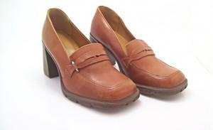 Растяжки кожаной обуви в домашних условиях
