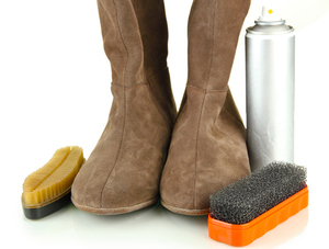Как почистить замшу от грязи в домашних условиях 638