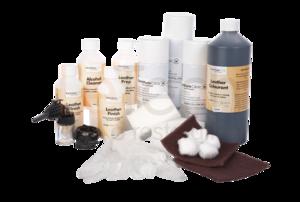 Leather Colourant Kit - это специальный набор для домашней реставрации кожаных изделий.