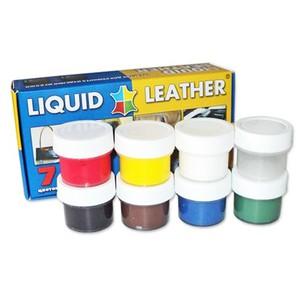 Жидкая кожа Liquid Leather активно применяется при реставрации кожаных курток.