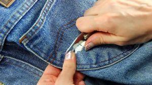 Удаление жвачки: способы, как убрать жвачную резинку с джинсов